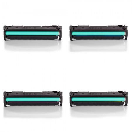 Komplet tonerjev HP 205A (CF530A, CF531A, CF532A, CF533A)