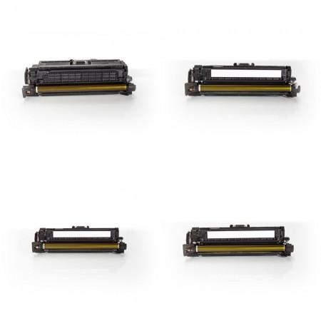Komplet tonerjev HP 504A (CE250X, CE251A, CE252A, CE253A)