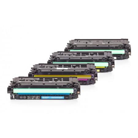 Komplet tonerjev HP 508X (CF360X, CF361X, CF362X, CF363X)