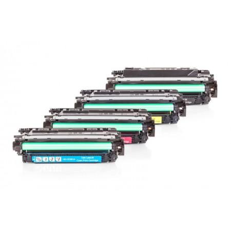 Komplet tonerjev HP CE260X, CE261A, CE262A, CE263A