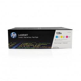 Komplet tonerjev HP CF371AM (C,M,Y) / 128A / Original