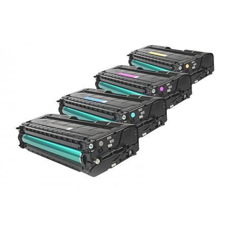 Komplet tonerjev za Ricoh SP C220 / SP C240 (CMYK)