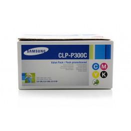 Komplet tonerjev Samsung CLP-P300A (CMYK) / Original
