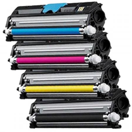 Komplet tonerjev Epson AcuLaser C1600 in CX16 - 2700 strani XL