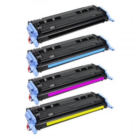 Komplet tonerjev HP 124A (Q6000A, Q6001A, Q6002A, Q6003A)