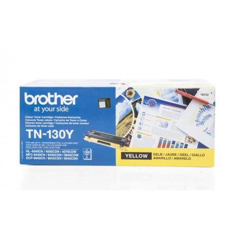 Toner Brother TN-130Y Yellow / Original