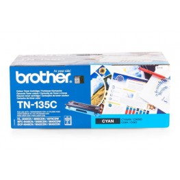 Toner Brother TN-135C Cyan / Original