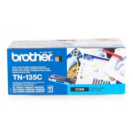 Toner Brother TN-135C Cyan / Original