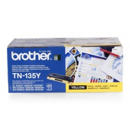 Toner Brother TN-135Y Yellow / Original