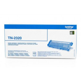 Toner Brother TN-2320 Black - 2600 strani / Original