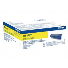 Toner Brother TN-421Y Yellow / Original