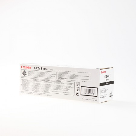 Toner Canon C-EXV3 Black / Original