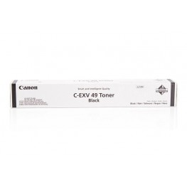 Toner Canon C-EXV49 Black / Original
