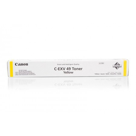 Toner Canon C-EXV49 Yellow / Original