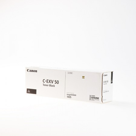 Toner Canon C-EXV50 Black / Original