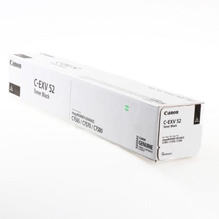 Toner Canon C-EXV52 Black / Original