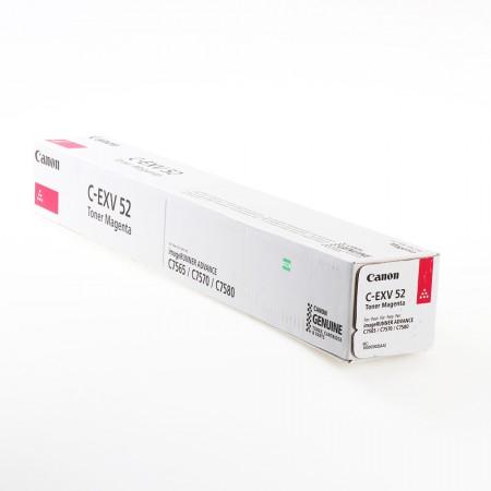 Toner Canon C-EXV52 Magenta / Original