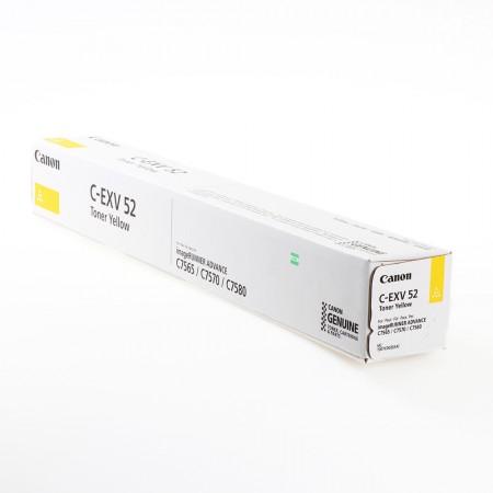 Toner Canon C-EXV52 Yellow / Original