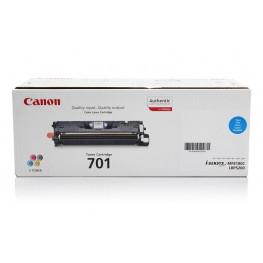 Toner Canon CRG-701 Cyan / Original