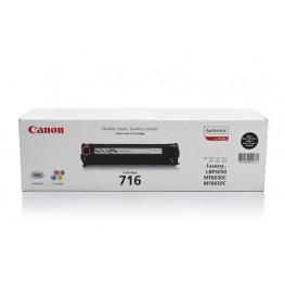Toner Canon CRG-716 Black / Original