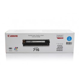 Toner Canon CRG-716 Cyan / Original