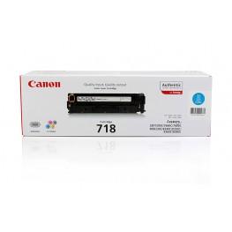 Toner Canon CRG-718 Cyan / Original