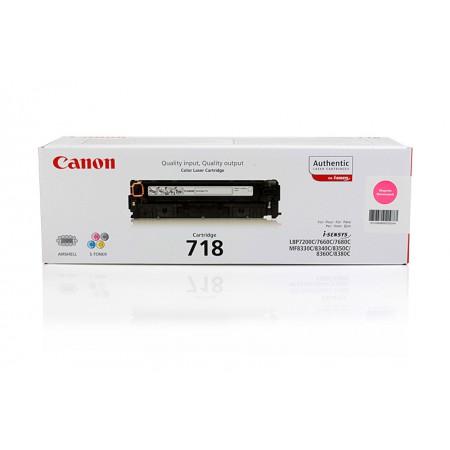 Toner Canon CRG-718 Magenta / Original