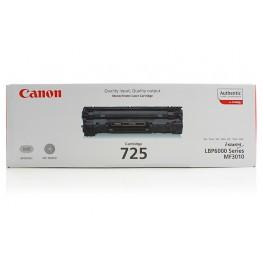 Toner Canon CRG-725 Black / Original