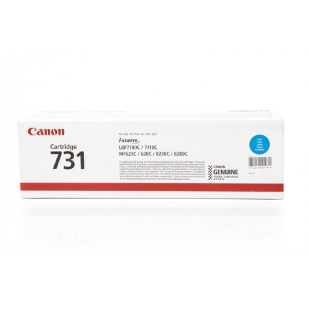 Toner Canon CRG-731 Cyan / Original