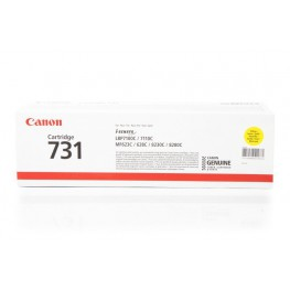 Toner Canon CRG-731 Yellow / Original
