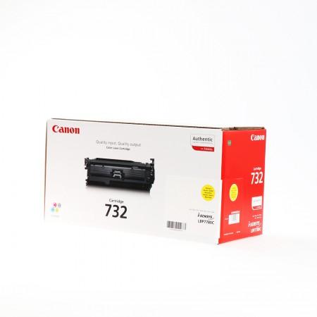 Toner Canon CRG-732 Yellow / Original
