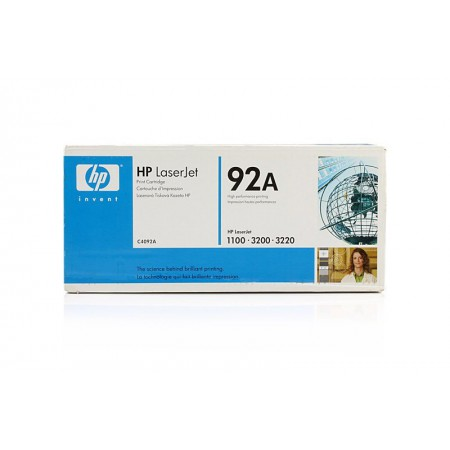 Toner HP C4092A 92A Black / Original