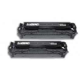 Toner HP CB540AD Black / 125A / Dvojno pakiranje