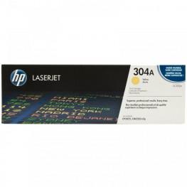 Toner HP CC532A Yellow / 304A / Original
