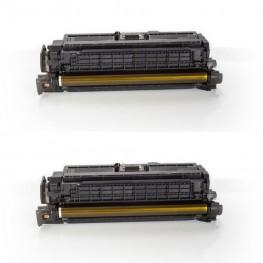 Toner HP CE250XD Black / 504X / Dvojno pakiranje