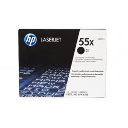 Toner HP CE255X 55X Black / Original