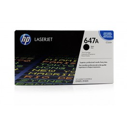 Toner HP CE260A / 647A Black / Original