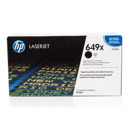 Toner HP CE260X / 649X Black / Original