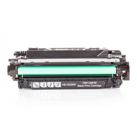 Toner HP CE260X / 649X Black