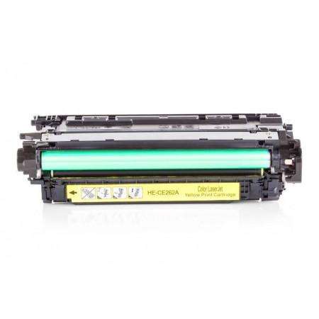 Toner HP CE262A / 648A Yellow