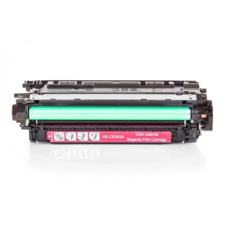 Toner HP CE263A / 648A Magenta