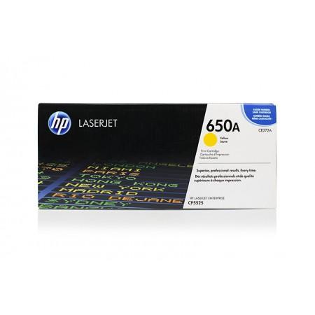 Toner HP CE272A Yellow / 650A / Original