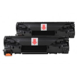 Toner HP CE278AD 78A Black / Dvojno pakiranje