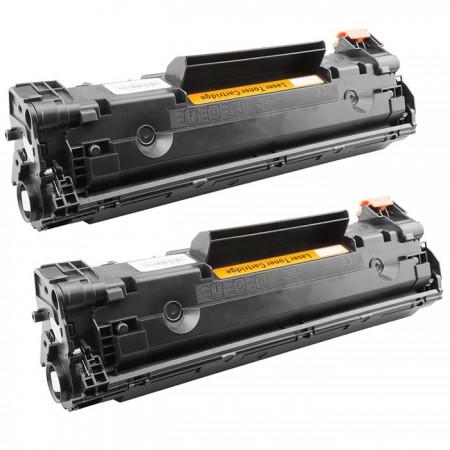 Toner HP CE285AD 85A / Dvojno pakiranje / 2x 3000 strani XXL