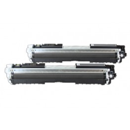 Toner HP CE310AD Black / Dvojno pakiranje / 126A