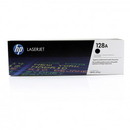 Toner HP CE320A Black / 128A / Original