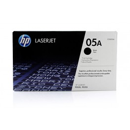Toner HP CE505A 05A Black / Original