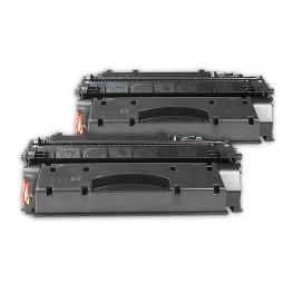 Toner HP CE505XD 05X Black / Dvojno pakiranje