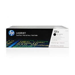 Toner HP CF210XD Black / Dvojno pakiranje / Original
