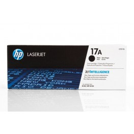 Toner HP CF217A 17A Black / Original